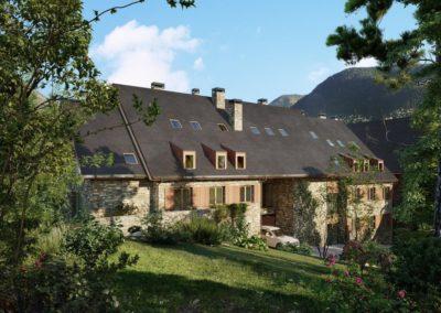 Casas de lujo en el Valle de Arán
